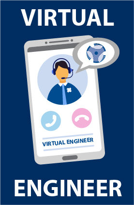 Virtual Engineer Visit